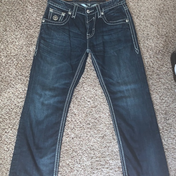 Rock Revival Other - Men's Rock Revival Relaxed Straight SZ 33 x 32